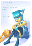 Lonely by Puretails