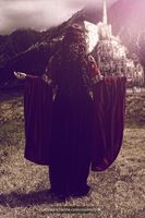 The Light of Minas Tirith by DanielleFioreModel