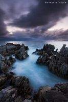 The Bay of Spears II by hougaard