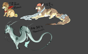 Livestream Adoptables CLOSED by Capukat