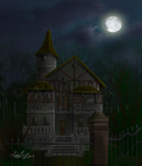 Blackwood Manor by Loved-to-Death13