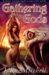 gathering of the gods cover by dypsomaniart