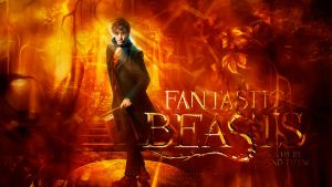 Fantastic Beasts by VeilaKs-Wallpapers