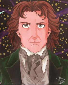 The Eighth Doctor by HavocGirl
