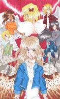 Maximum Ride Last Battle by Toadiko25