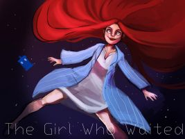 The girl who waited... by royalshark