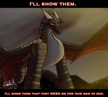 I'll Show Them... by Sahel-SandWing