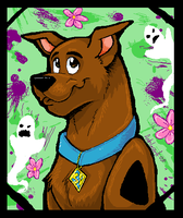 Scooby doo by Ash-Dragon-wolf