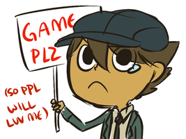 Game game I want the game by OkamiRemedy