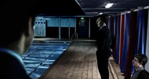The Pool at Night by Nero749