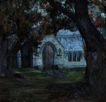 secret chapel background 2 by indigodeep