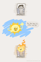 weather comics by Klecktacular