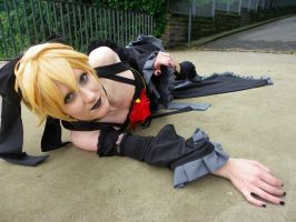 Vocaloid: Len Imitation Black by Jen-kun