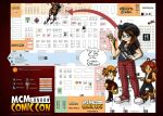 MCM London Comic Con by cowgirlem
