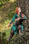 Tauriel by grinningsun