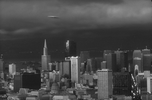 Fall Fly over San Francisco by JobobArikan