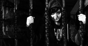 Caged by Dotcanvas