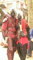 Drow Couple CRF 2013 by pepelpew