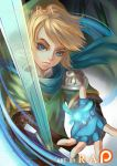 LINK -  THE HERO OF HYRULE by Rokudo-Aurora