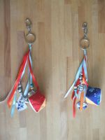 Hup Holland keyrings with charms by Magical525