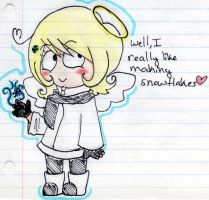 Ask-Noel: What are some of your hobbies? by Ask--Miki