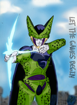 Perfect Cell the Perfect Archer by EnchantedRevelation