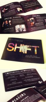 Shift Brochure by ryangirlie