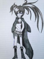 Black Rock Shooter by Orochising