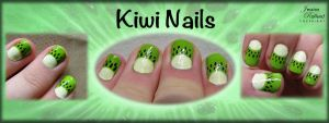 Kiwilicious Nails by JRollendz