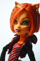 Monster High- Toralei III by Shippuu444