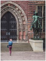 Street photography in Bremen by OliverJules
