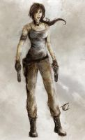 Lara Croft Tomb Raider 9 by viper456