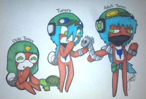 Turoro- Stages by Turoxy