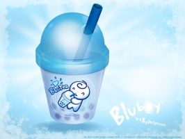 BluBOO: Products - BluTea by bluBoyComics