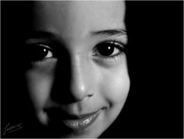 Warm Smile.. by Jas-1