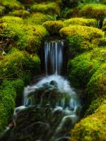 Small Falls by AgilePhotography