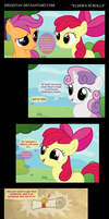 CMC and Twilight in ''Elder's Scrolls'' by DiegoTan