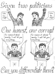 Given two politicians... by mifortin