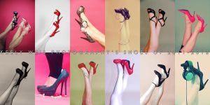 Shoes Saved My Life by KeelyWeisPhotography