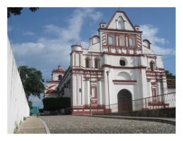 Chiapa de Corzo, church 2 by hotuko