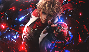 Tekken by Sharzn