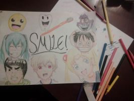 Smile by casey9999