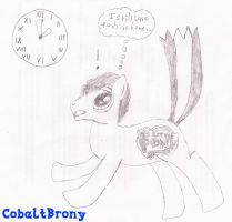 Me freaking out at the time by CobaltBrony