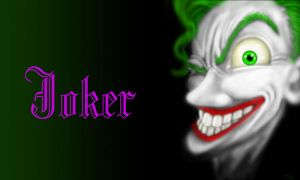 Joker Wallpaper by Deviator77