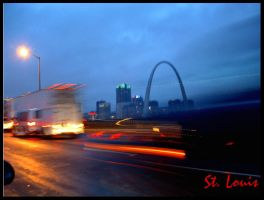 The Pace of St. Louis by ceaca