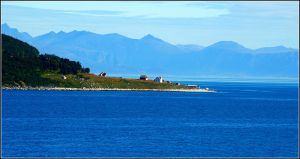 Norways Coastline by Mittelfranke