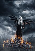 Demonic Fire by UnKnown-Designer092