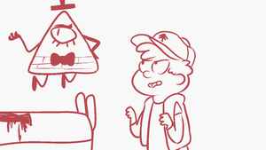bill and dipper perform a heart transplant VIDEO by twines