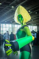 Peridot Cosplay SU by Sioxanne