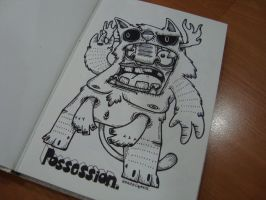 Possession by GalactikCaptain